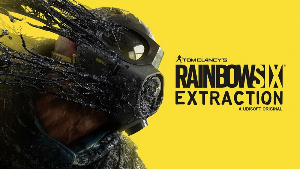 The next Rainbow Six game was officially renamed Rainbow Six Extraction
