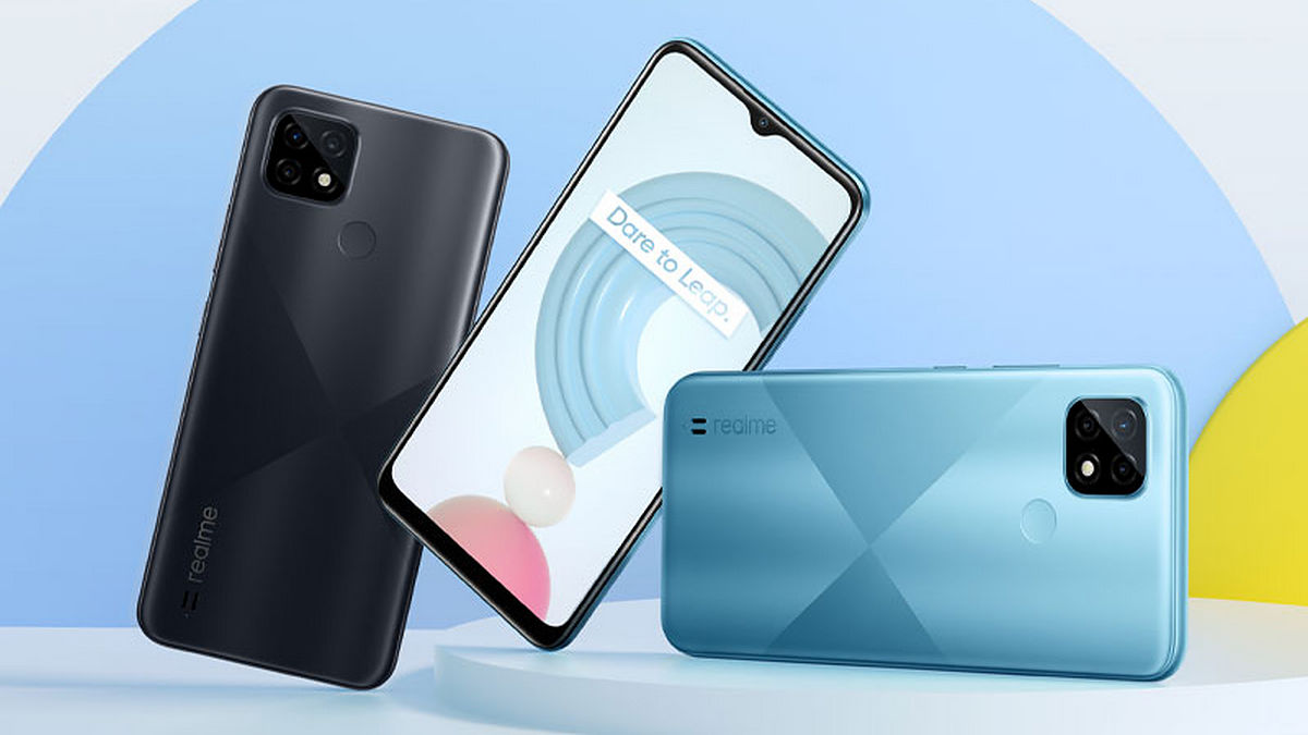 Realme C21Y and Android 11 (Go Edition) release expected soon;  Specifications, Design Surface Online