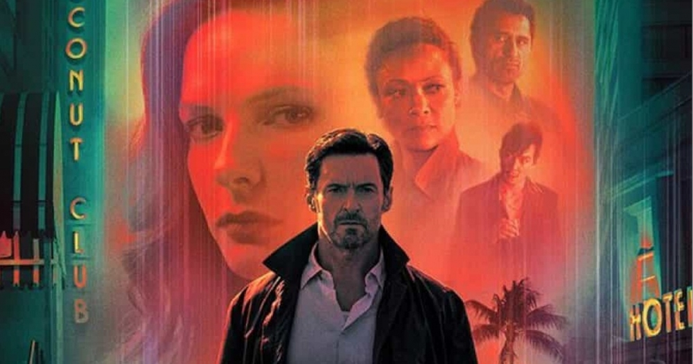 Hugh Jackman and Rebecca Ferguson star in the first trailer of the sci-fi thriller Reminiscence