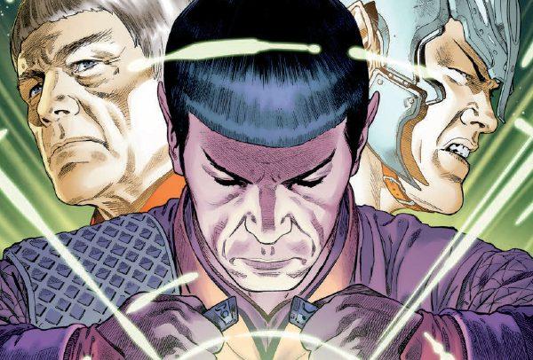Comic Preview - Star Trek: Fifth Year # 21