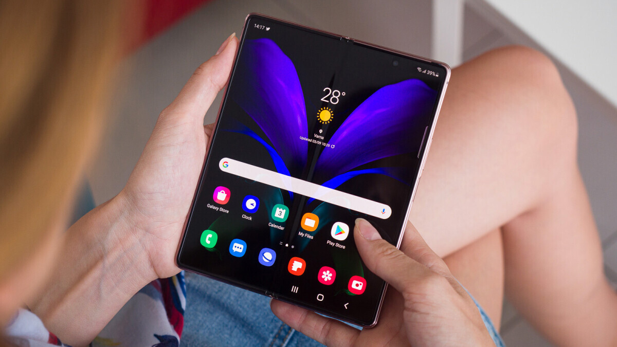 The Samsung Galaxy Z Fold 3 comes with a single interface 3.1.1, not a single interface 3.5