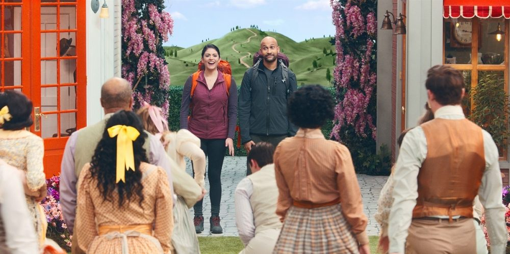 Apple TV + distributes the trailer to the musical comedy series Schmidago!  starring Cecily Strong and Keegan-Michael Key