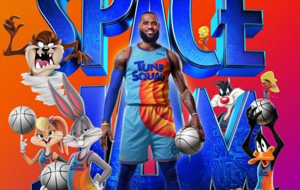 New poster for Space Jam: A new legacy