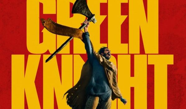 A24 is releasing a great new poster for Dev Patel's The Green Knight