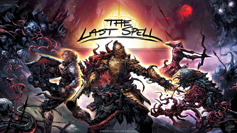 Roguelite-tactical RPG The Last Spell is now on Steam Early Access