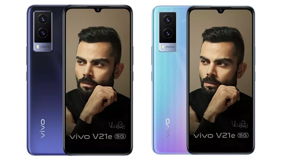Launched in India, Vivo V21e 5G with MediaTek Dimensity 700 SoC, 44 W quick charge: price, specifications