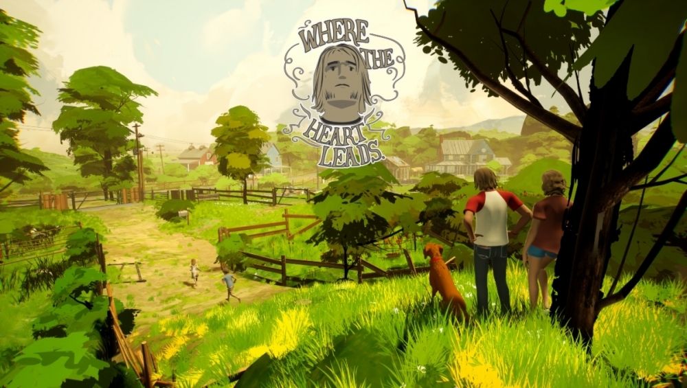 Narrative adventure Where the heart leads, available to pre-order