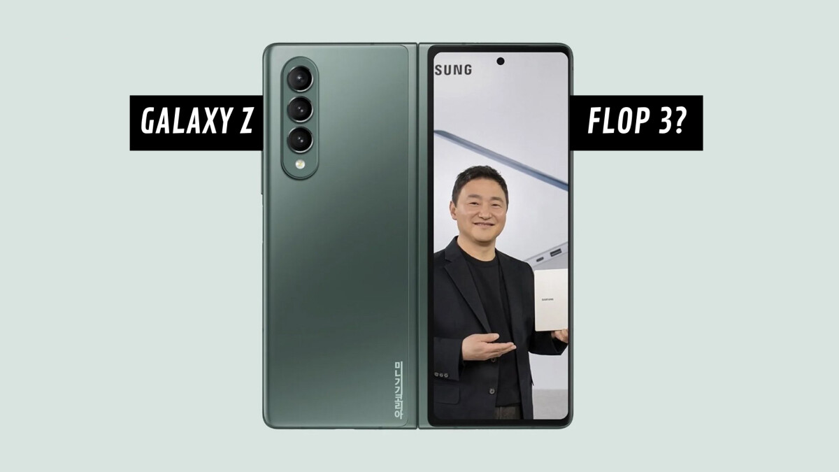 Why the top-notch Galaxy Z Fold 3 is doomed to flicker