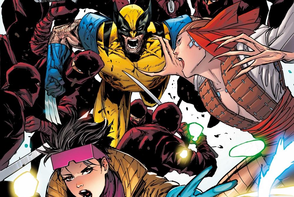 Larry Hama returns for the legendary wolverine run in the X-Men Legends series