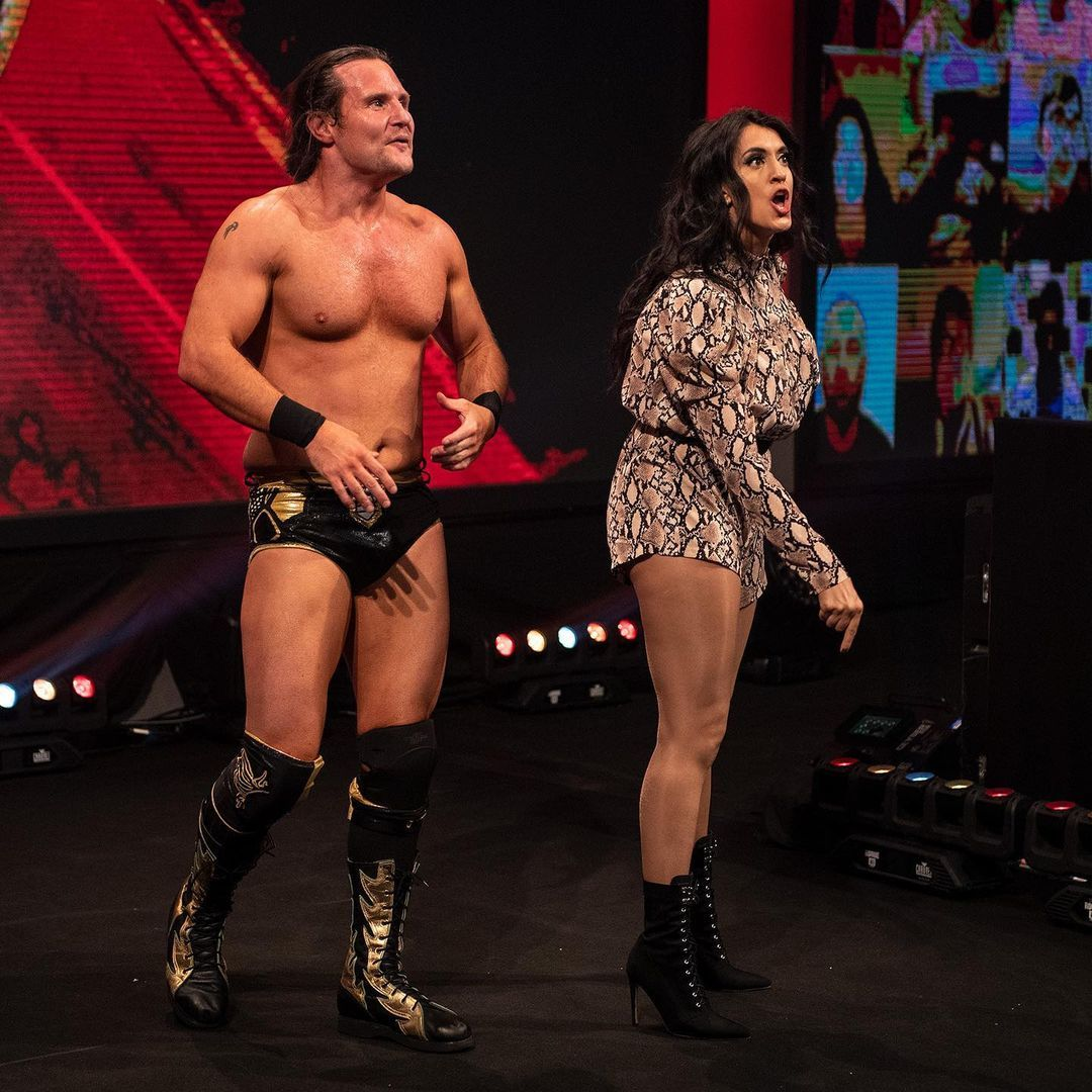 WWE women â�, and Jinny and Joseph Conners â�