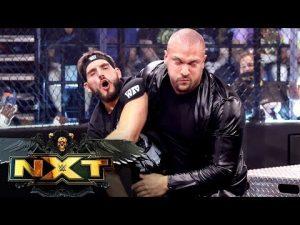 Karrion Kross tries to drive Johnny Gargano over WWW NXT: June 29, 2021