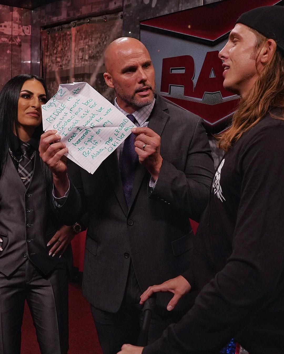 WWE Women 🌈, ⭐ Sonya Deville, Adam Pearce, Riddle ⭐