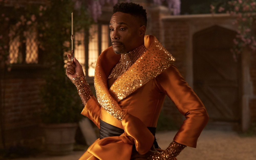 Billy Porter to Greg Berleja from the new Peacock series Fruits Of Thy Labor