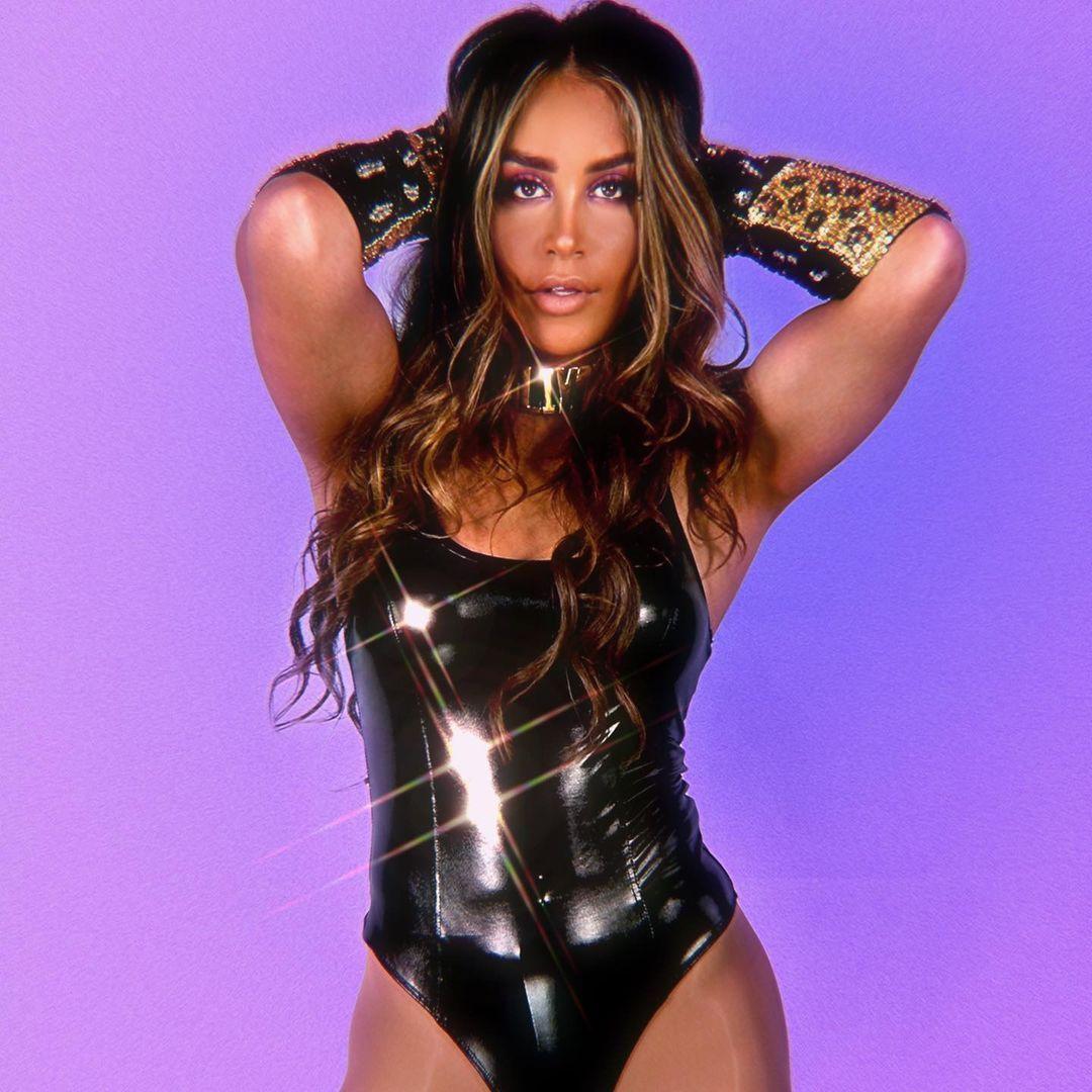 WWE Women 🌈, Aliyah 💞