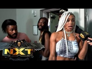 """Hit Row kicks off the party for Isaiah """"Swerve"""" ScottWWE NXT: June 29, 2021"""