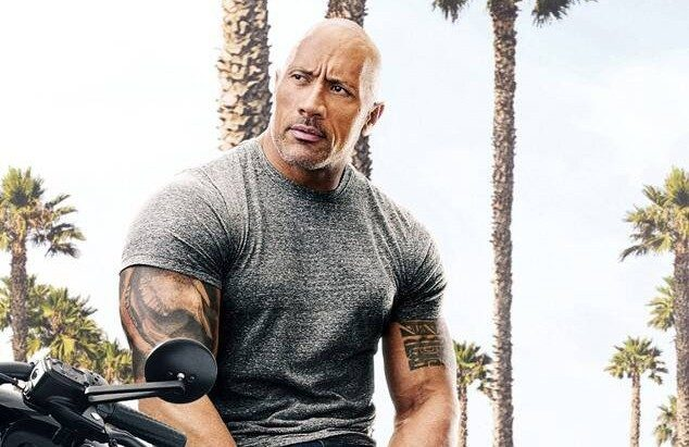 Dwayne Johnson stars as a holiday adventure adventure for Red One Amazon Studios