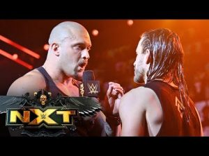 Adam Cole meets face-to-face with Karrio KrossWWE NXT: June 1, 2021