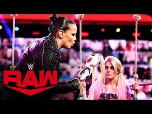 """Shayna Baszler Tries to Destroy Lily's """"Alexa at the Playground"""" Raw: June 7, 2021"""