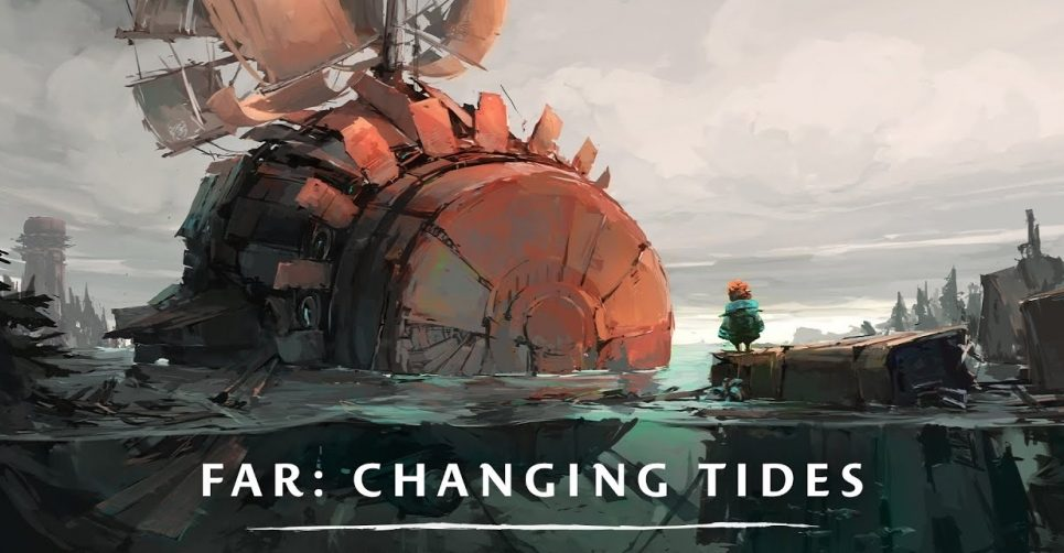 Frontier Foundry Reveals FAR: Changing Tides
