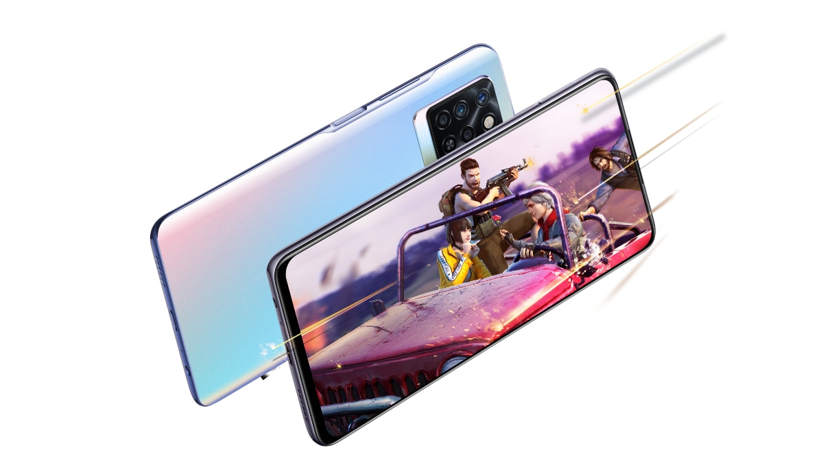 Infinix Note 10 Pro, Infinix Note 10 with 5000 mAh batteries launched in India: Price, specifications