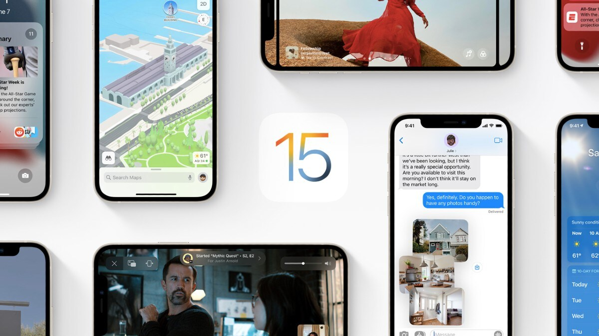 What's most interesting with iOS 15, iPadOS 15, and macOS Monterey?  We are discussing WWDC 2021 announcements