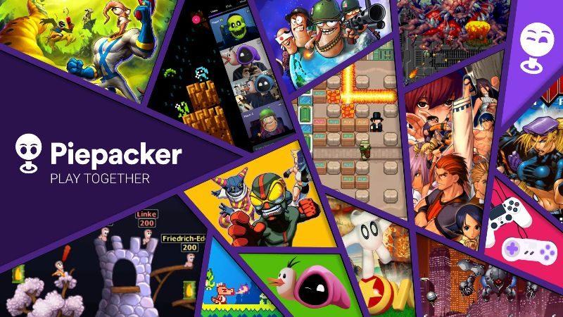 The free social retro gaming platform Piepacker is now in open beta