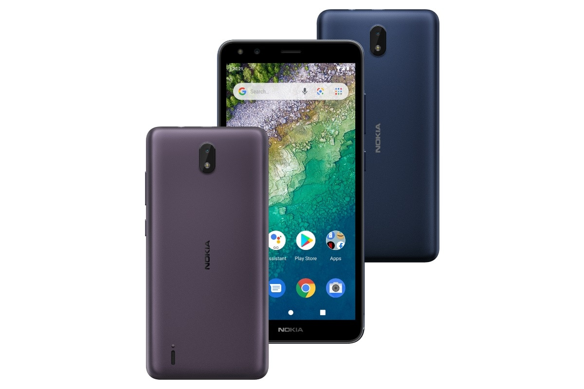 Nokia C01 Plus, Android 11 (Go Edition), Selfie Flash: Price, Specifications