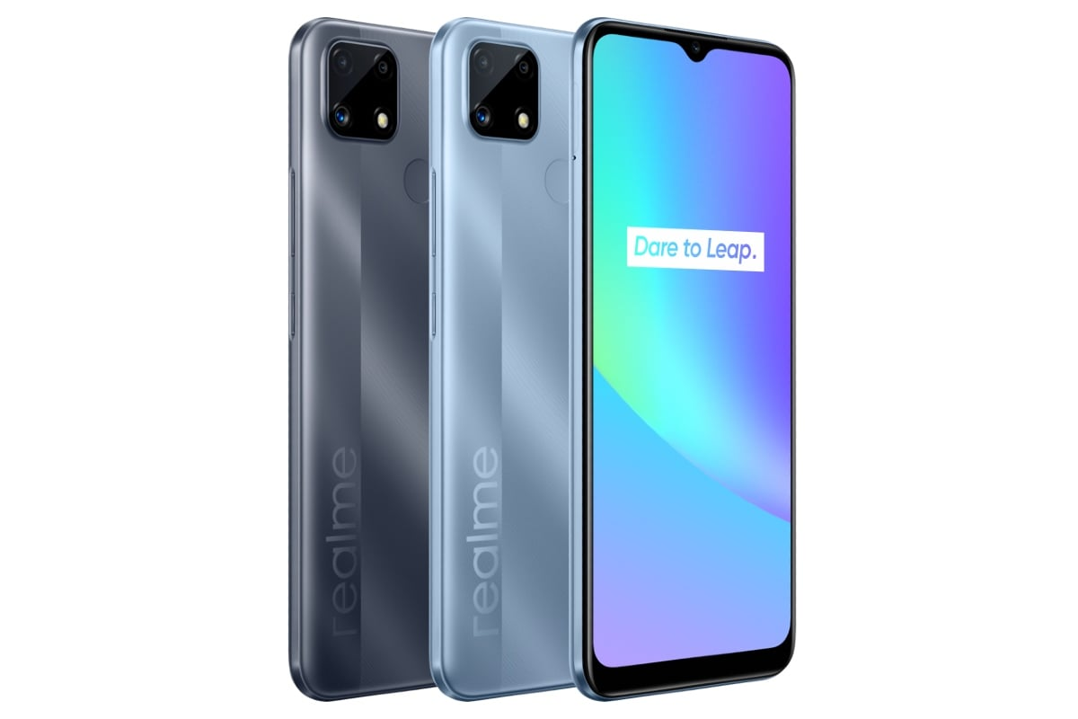The price of Realme C25 in India rose just a couple of weeks after launch, now starting at Rs.  10,499
