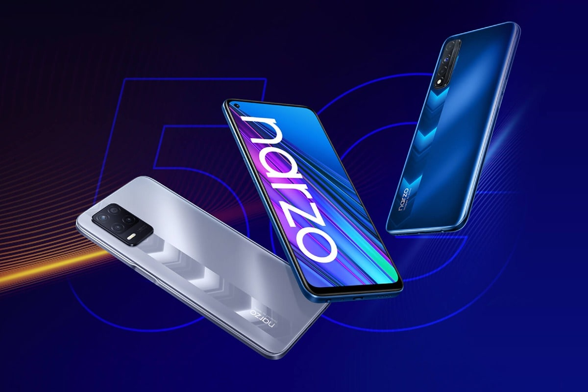 Realme Narzo 30 5G, Realme Narzo 30 with 5000 mAh batteries, triple rear cameras launched in India: price, specifications