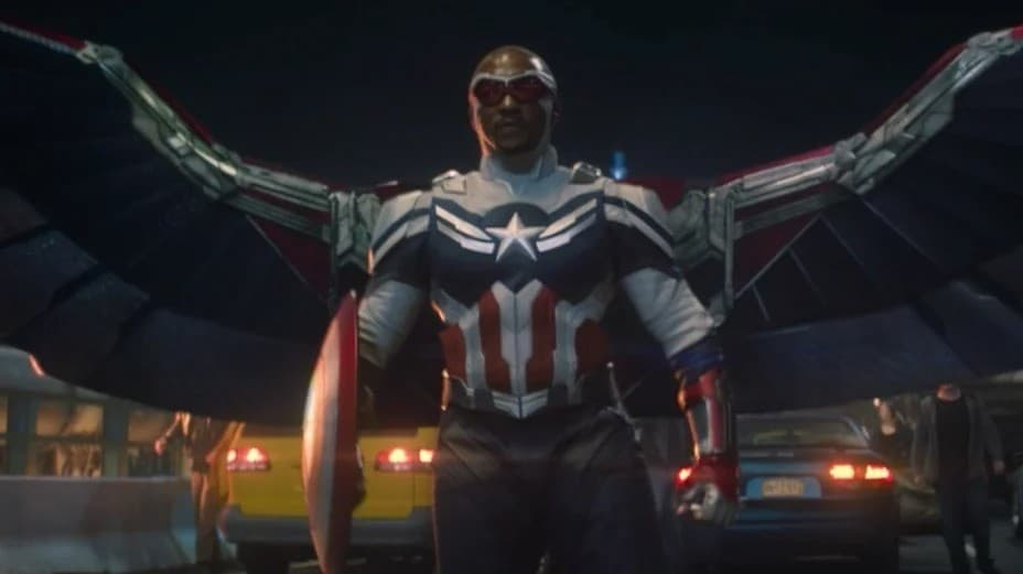 Anthony Mackie thinks he has 6-8 years as captain of America