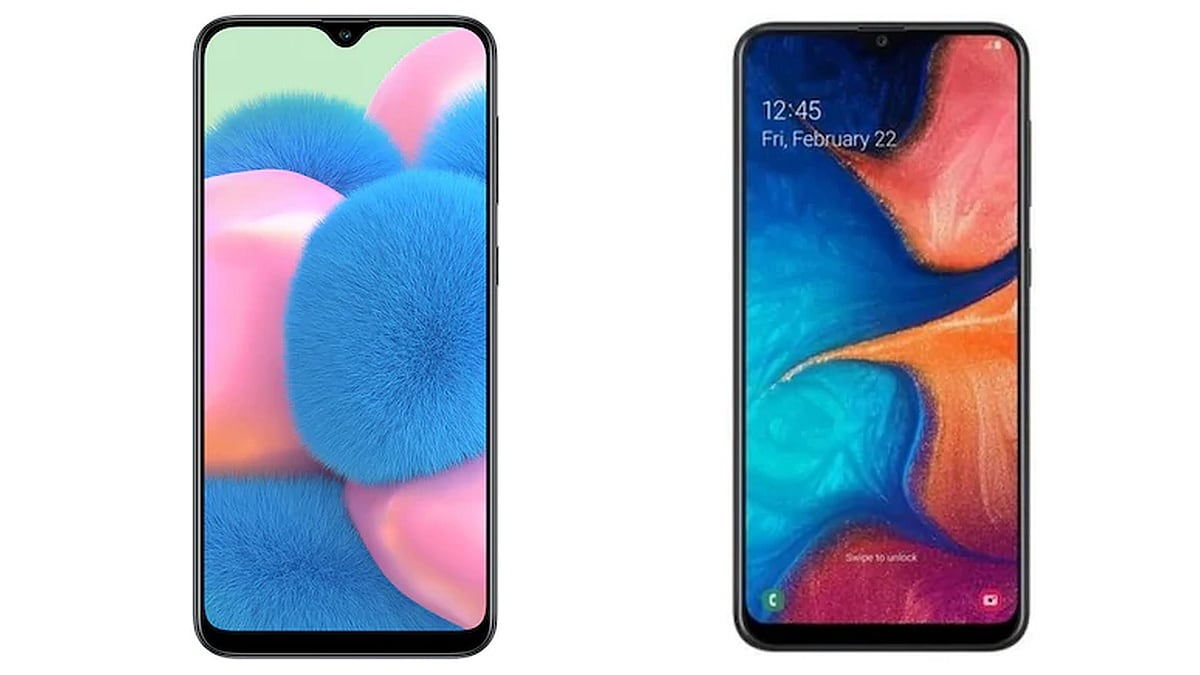 Samsung Galaxy A30s, Samsung Galaxy A20 Android 11-Based Single Interface Update 3.1: Reports