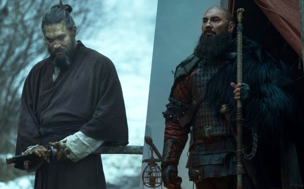 Dave Bautista joins the Jason Momoa movie in the first trailer of Season 2