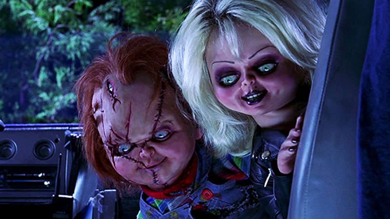 The promo for the Chucky TV series is teasing Brad Dourif and Jennifer Tilly's return