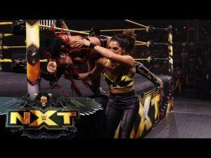 Raquel Gonzalez vs. Xia Li - NXT Women's Title MatchWWE NXT: July 20, 2021