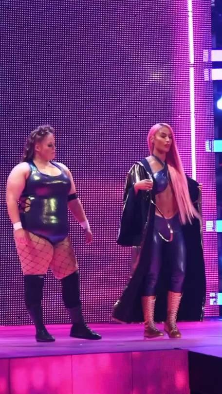 WWE Women 🌞, � Eva Marie & DOUDROP �