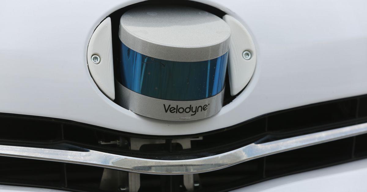 Lidar maker Velodyne loses its CEO amid internal chaos
