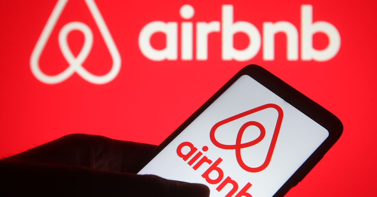 Airbnb has blocked tens of thousands of bookings suppressed by the parties
