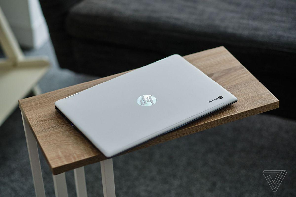 Best Chromebook 2021: HP Chromebook x360 14