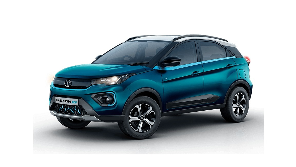The Tata Nexon EV area is scheduled to start at 11.49 lh in Maharashtra by the end of 2021. Photo: Tata Motors