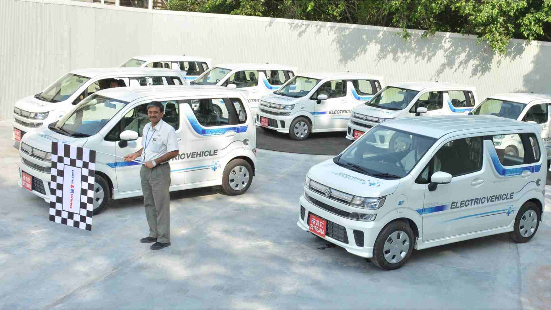 Maruti Suzuki had started fleet testing of electric cars in 2018. Photo: Maruti Suzuki