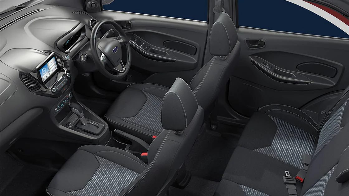 The Ford Figo now gets an alternative to the automatic six-speed torque converter.  Photo: Ford