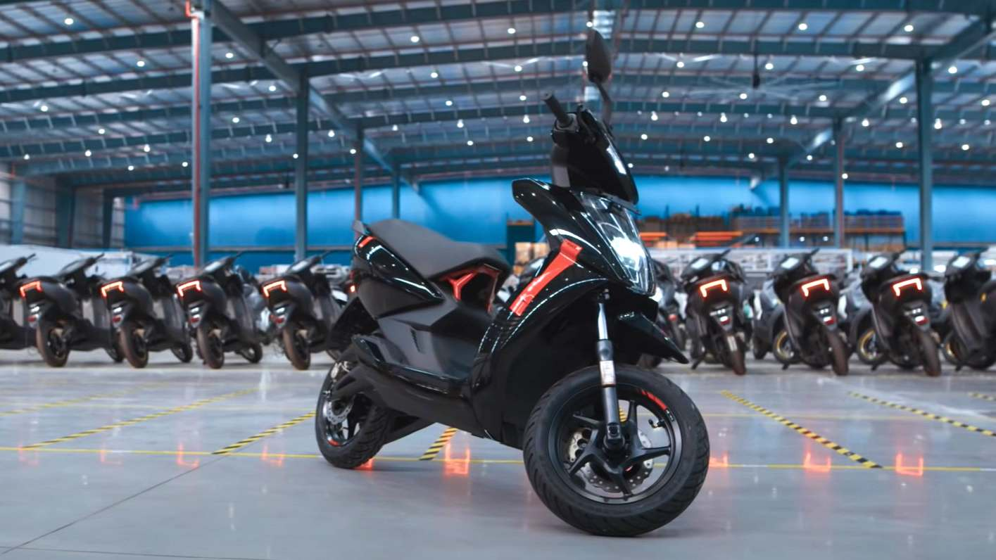 Ather Energy Channeles Internal Tesla, Bank Impact Report to Strengthen Portfolio and Brand - Technology News, Firstpost