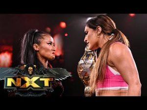 Xia Li is planning the title of Raquel Gonzalez for WWE NXT: July 13, 2021