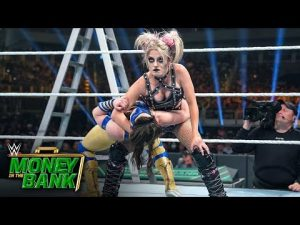Alexa Bliss blames Nikki ASHWWE money for bank 2021 (WWE Network Exclusive)