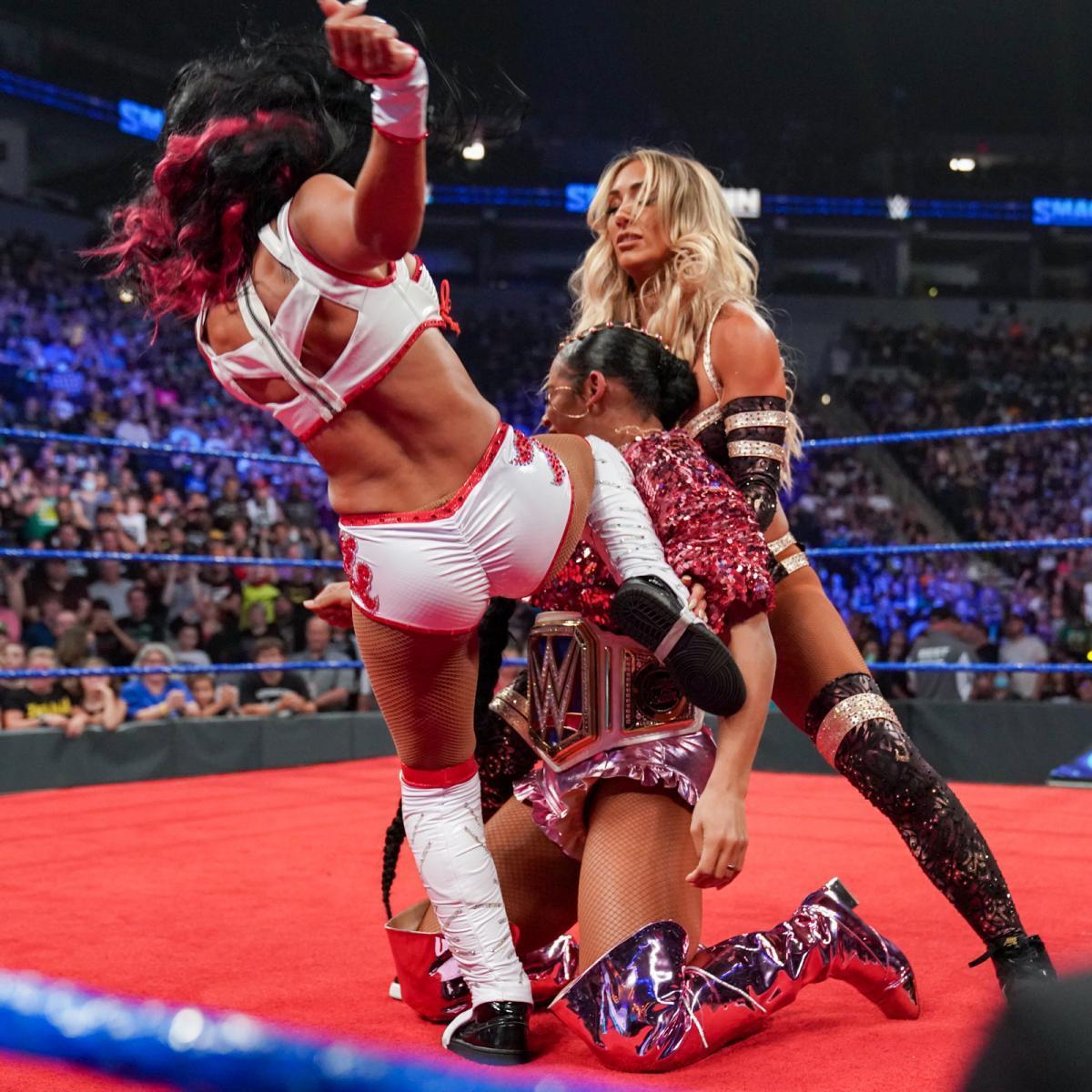 WWE Women 🌞, Zelina Vega, Carmella, Bianca Belair, Sasha ...