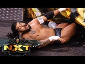 Dexter Lumis vs. Santos EscobarWWE NXT: July 13, 2021