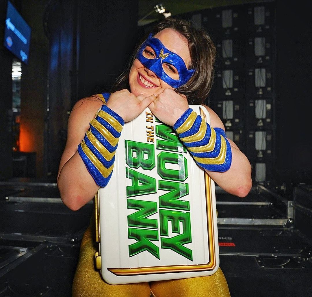 WWE Women 🌞, Nikki ASH 💋