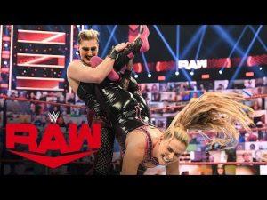 ️ ️ WWE Women - Natalya vs. Rhea Ripley July 12, 2021
