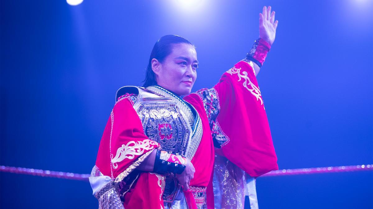 WWE Women, Meiko Satomura: NXT UK 15.7.21