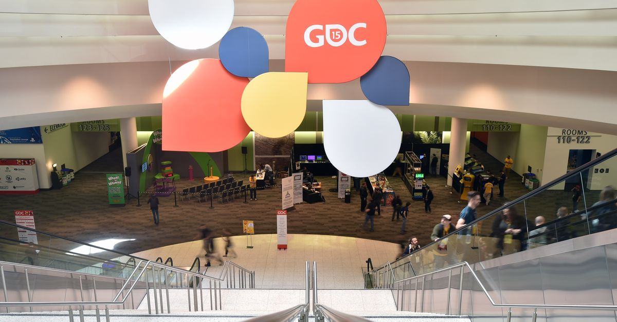 GDC will return to a personal event in 2022